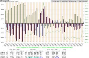 Koncentracja pozycji (kontrakty na S&P500)