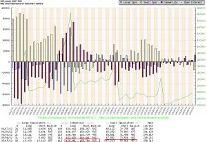 Koncentracja pozcyji (S&P500)