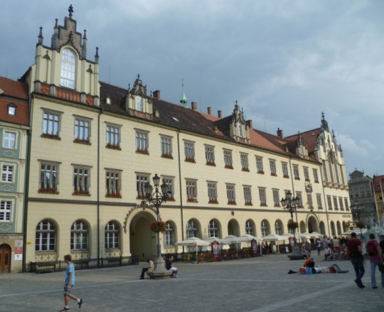 Wrocław to piękne miasto