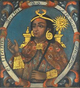 Atahualpa - XIII władca Imperium Inków