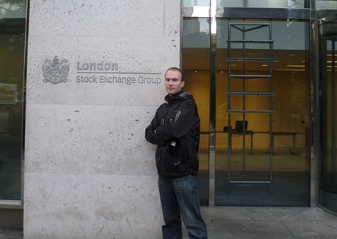 Giełda w Londynie - London Stock Exchange