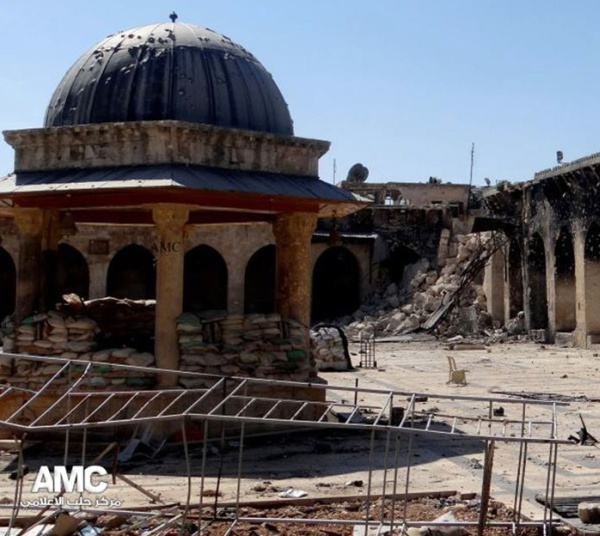 Meczet Aleppo