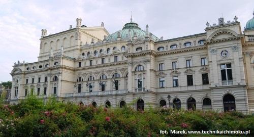 Piękne zabytki w Krakowie