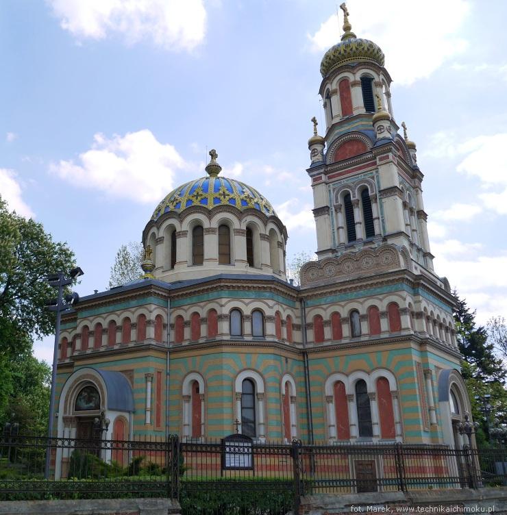 Sobór św. Aleksandra Newskiego w Łodzi
